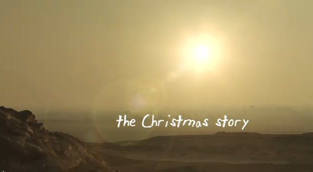 Share: The Christmas story, from a child's voice