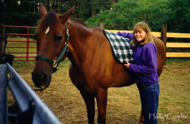 What horses have taught me: Delayed gratification
