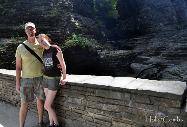 Hiking Watkins Glen