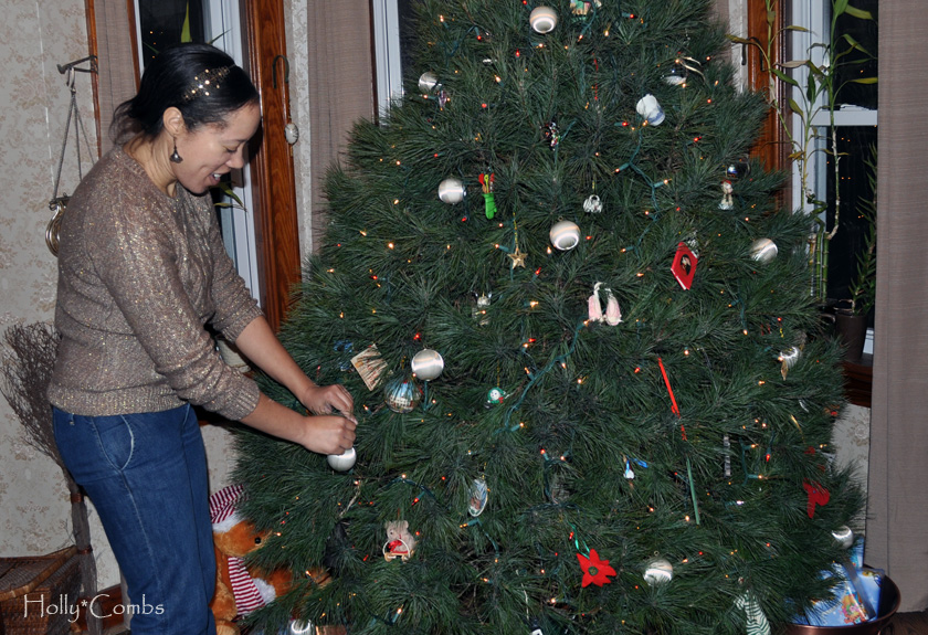 Decorating the tree with R