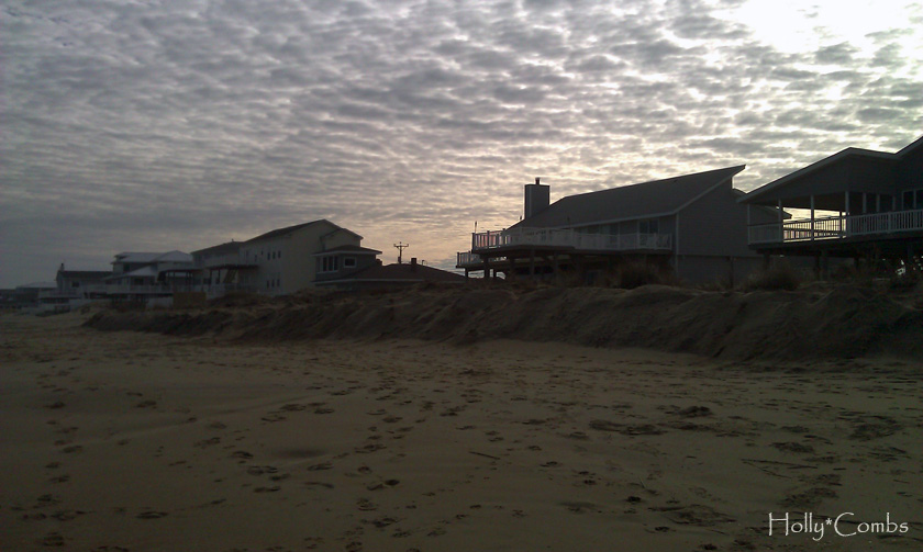 Sandbridge beach houses.