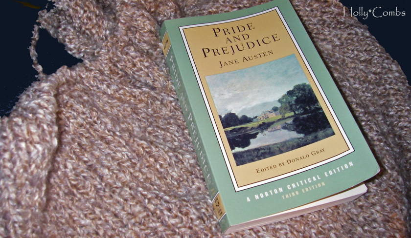 Yarn Along with Pride & Prejudice