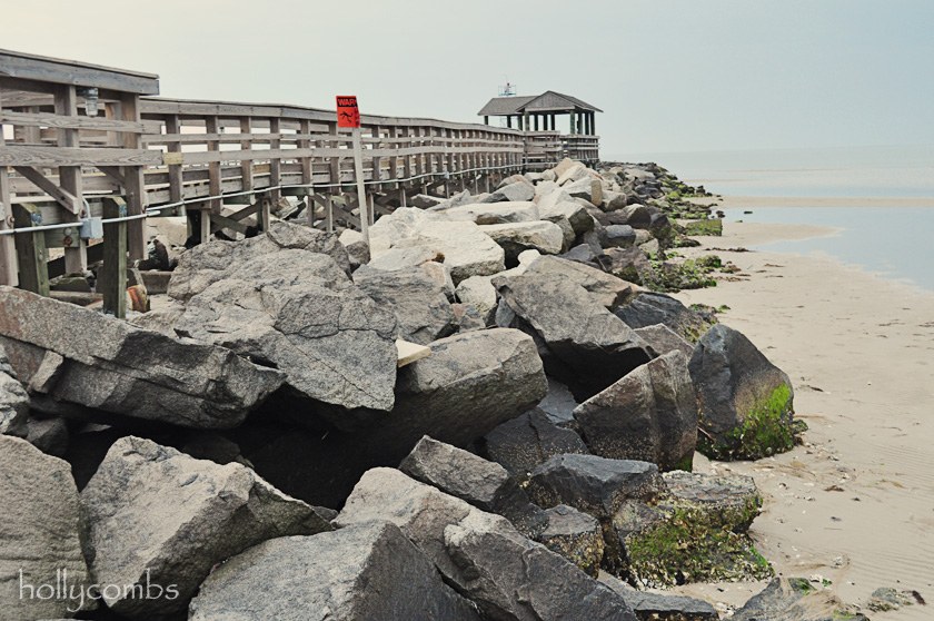 The pier at Cape Charles