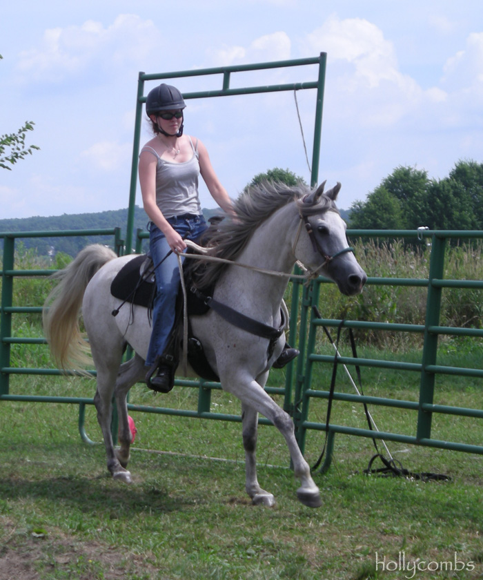 Riding Chappy