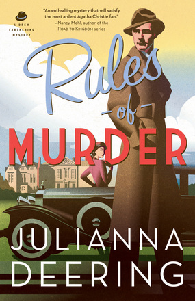 Book Review: Rules of Murder