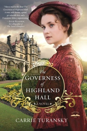 Book Review: The Governess of Highland Hall