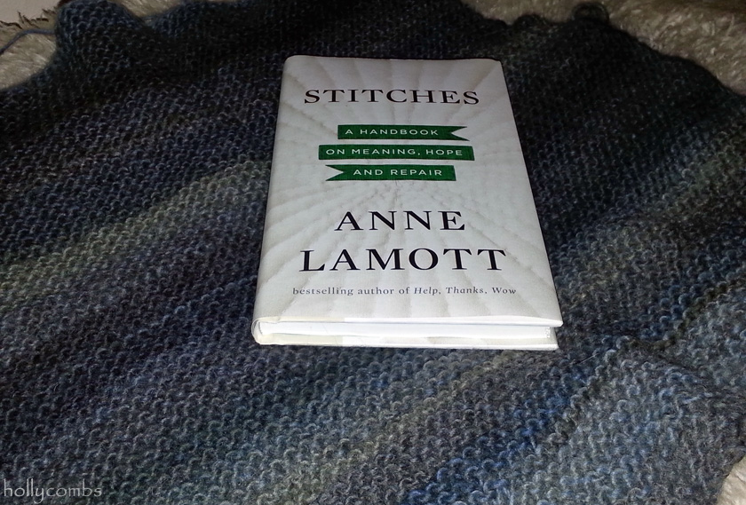 Reading Stitches and knitting