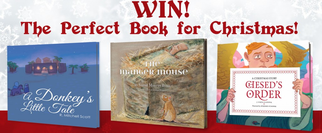 Childrens Christmas giveaway 3books