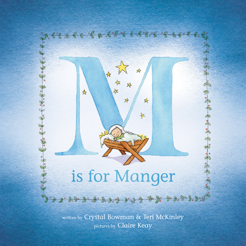 Book Review: M is for Manger