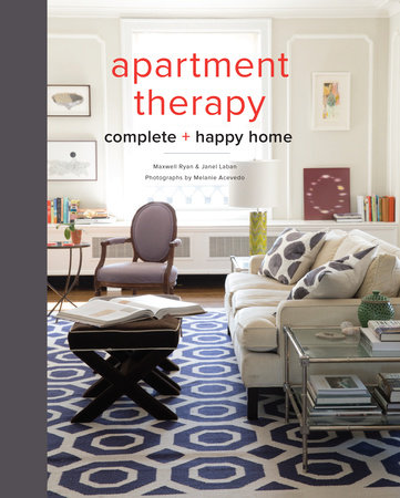 Book Review: Apartment Therapy Complete and Happy Home