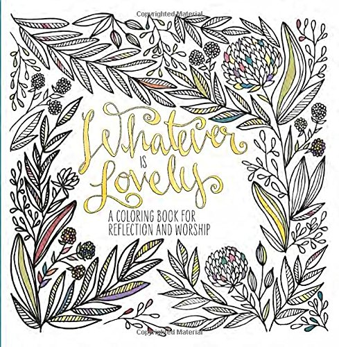 Book Review: Whatever is Lovely