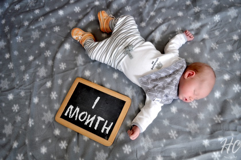 One Month!