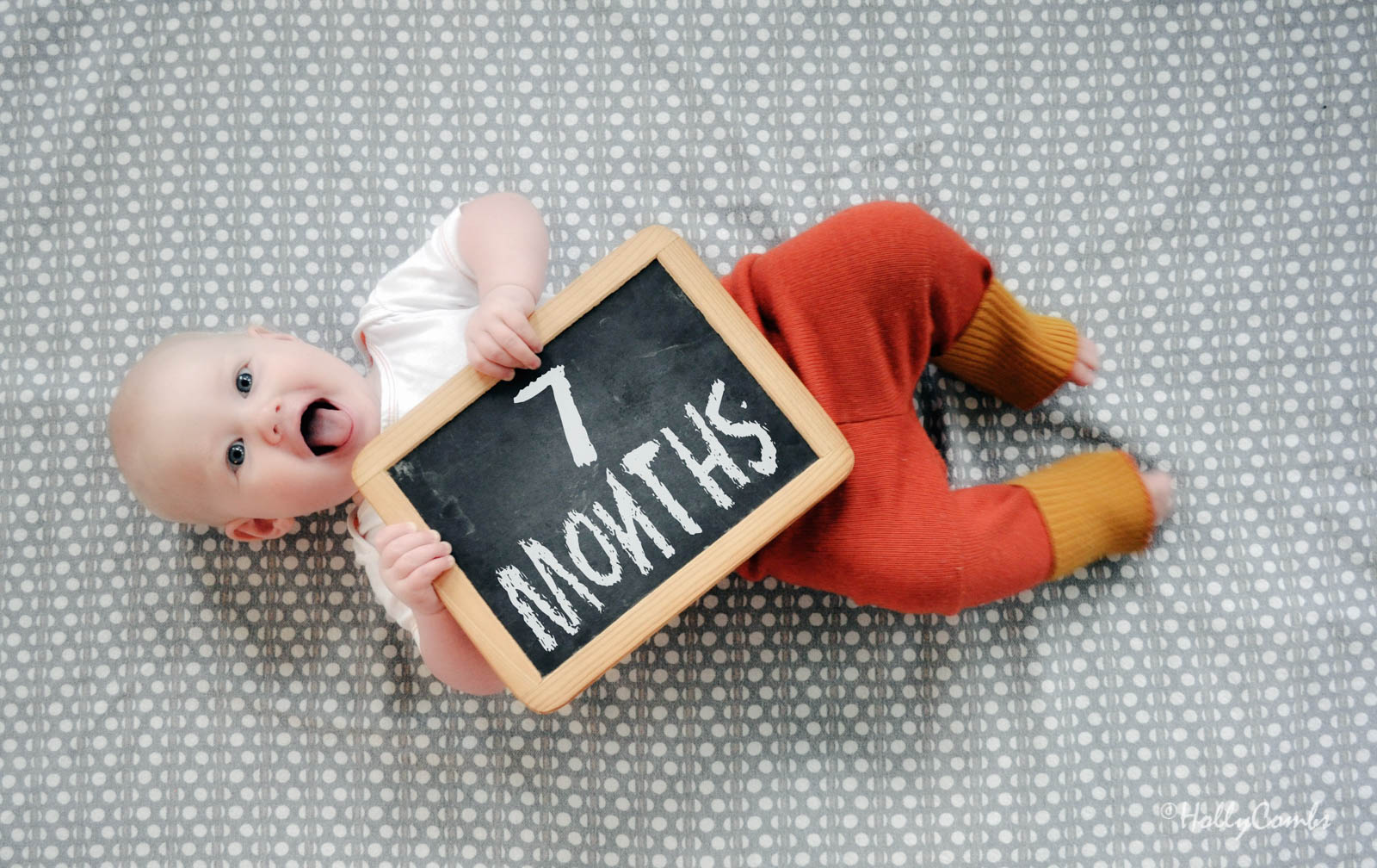 Fiona 7 Months
