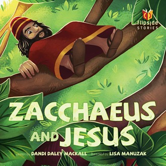 Book Review: Zacchaeus and Jesus