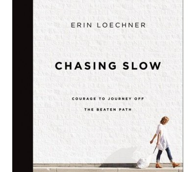 Book Deal: Chasing Slow
