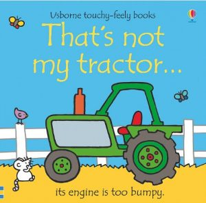 That's Not My Tractor by Lynette Eason