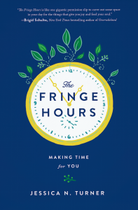 The Fringe Hours by Jessica N. Turner