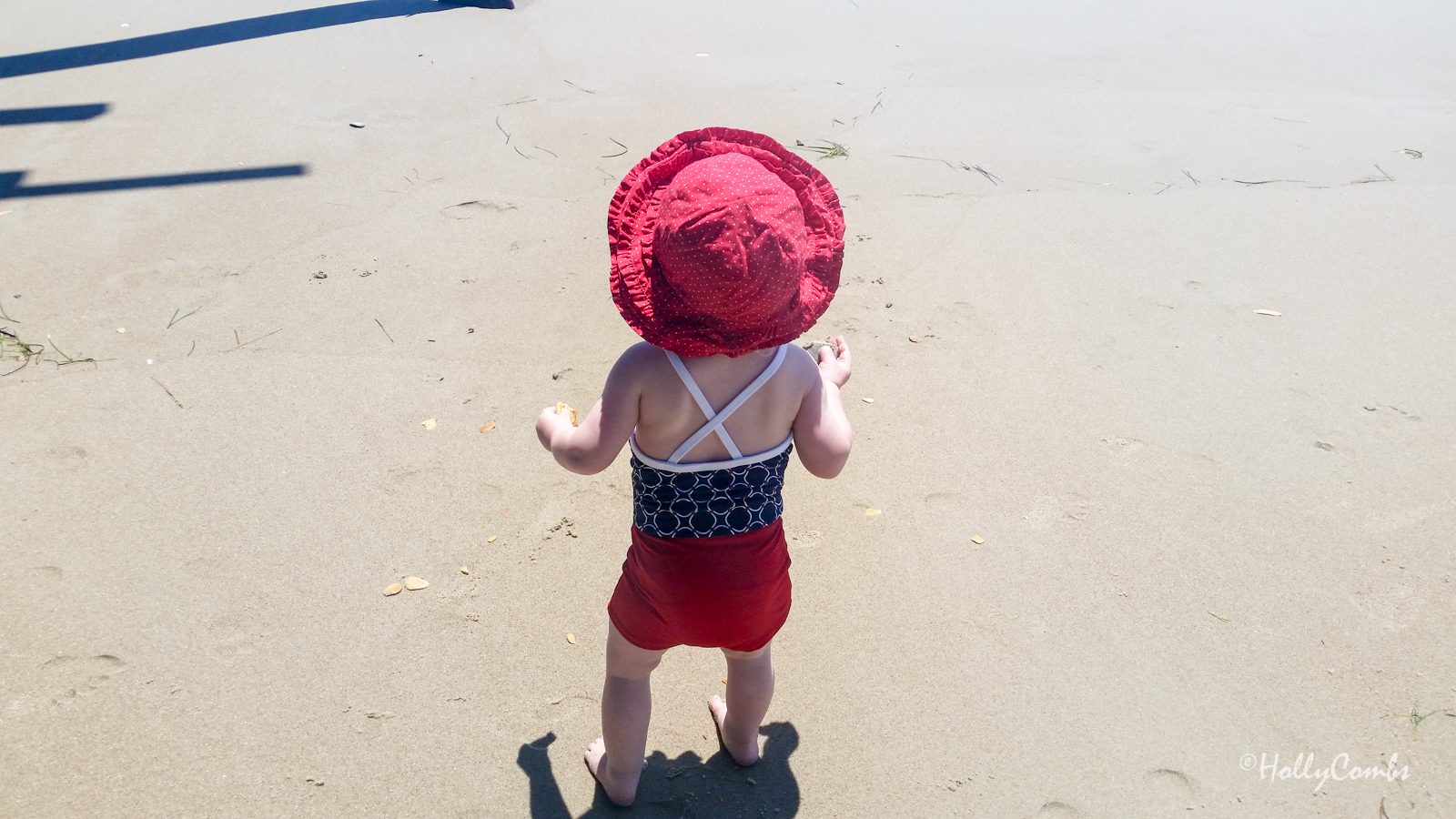 Adventure in the Outer Banks with a toddler.